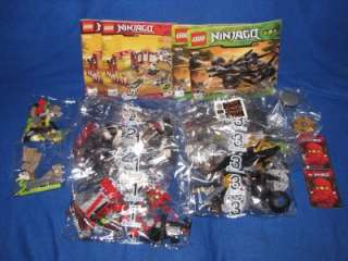 HUGE LEGO LOT STAR WARS NINJAGO FRIENDS HARRY POTTER KINGDOMS 8085