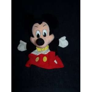 Disney Mickey Mouse Hand Puppet