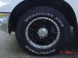 17 ULTRA Motorsport 175 Rogue BLACK WHEELS 5 Lug; 5x139.7 (5.5