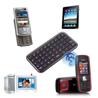 mini wireless bluetooth keyboard for smart phones iphone ps3 computer