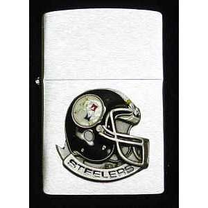 Pittsburgh Steelers Helmet Zippo Lighter