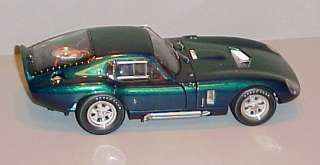 Exoto 118 1964 Shelby Cobra Daytona Coupe Standox Version  Limited