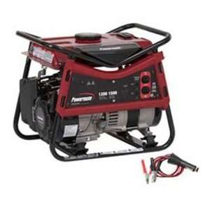 Powermate 1400 Watt Pm0101207 Portable Generator W