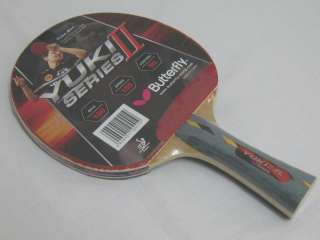 Butterfly Yuki II FL Table Tennis Blade/Paddle