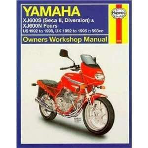 Yamaha XJ600s (Seca II/Diversion) and XJ600N Fours Owners