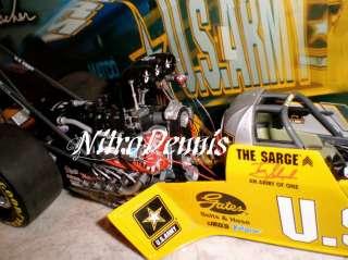 NHRA TONY SCHUMACHER 1:16 Top Fuel 2004 Dragster RARE