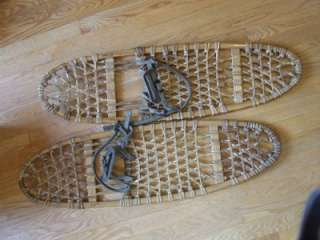 Wood Snowshoes Snow Shoes Tubbs 10X36 S9 Bear Paw