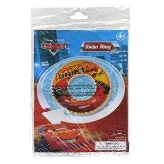 Cars Inflatable Swim Ring