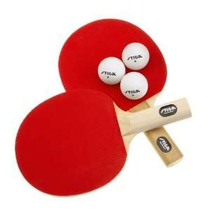 Sports Stiga Classic 2 Player Table Tennis Set