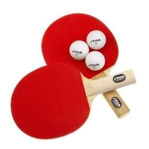 Sports Stiga Classic 2 Player Table Tennis Set