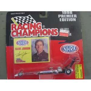 Blaine Johnson Top Fuel Dragster NHRA 1996 Premiere By